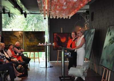"""Expositie """"Two of a Kind"""" Anja Pascal"""